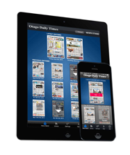 Otago Daily Times: e-edition on iPad/iPhone